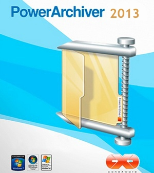 برنامج PowerArchiver