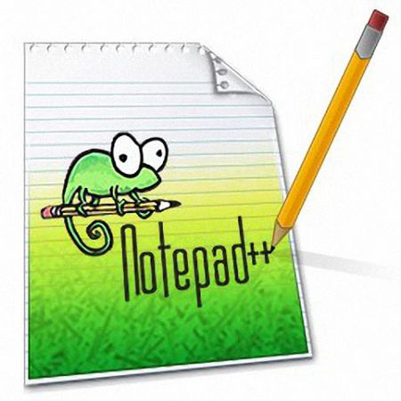 برنامج Notepad plus