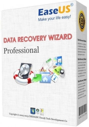 برنامج EaseUS Data Recovery Wizard