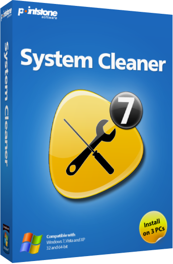 برنامج Pointstone System Cleaner