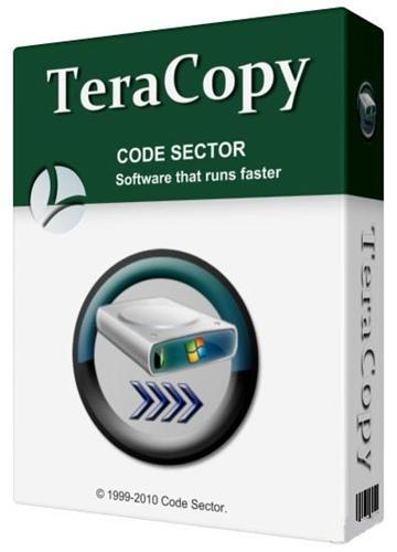برنامج Teracopy